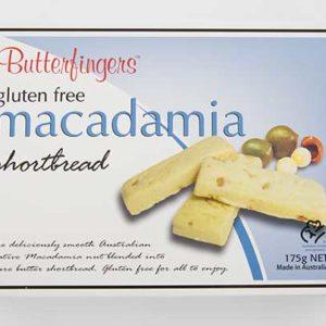 Macadamia Biscuits