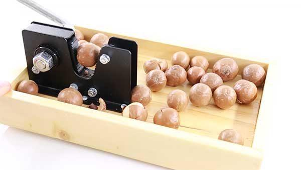 Macadamia Nut Cracker