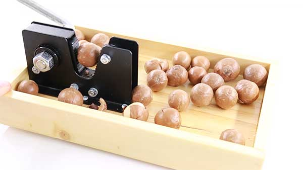 Macadamia Nut Cracker
