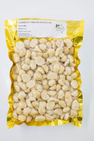 Raw Macadamia Nut Kernel
