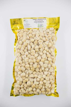 Organic Raw Macadamia Nut Kernel