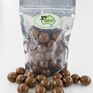 Chocolate Macadamia Moons