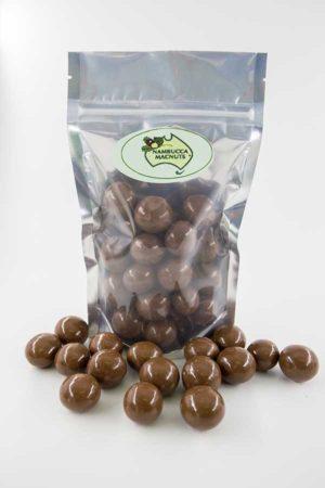Chocolate Macadamia Moons