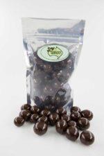 Dark Chocolate Macadamia Moons