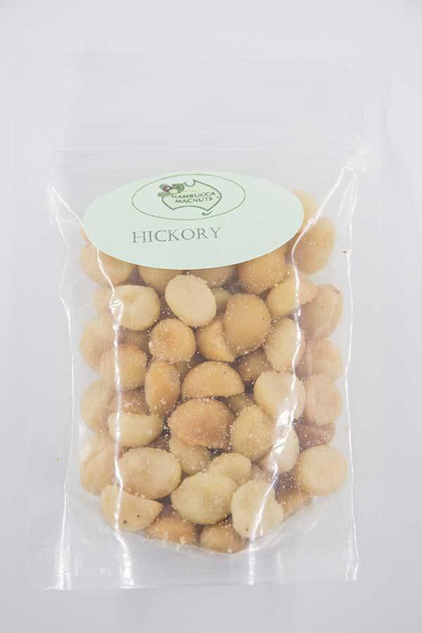 Hickory Smoked Macadamia