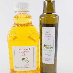 Macadamia Oils